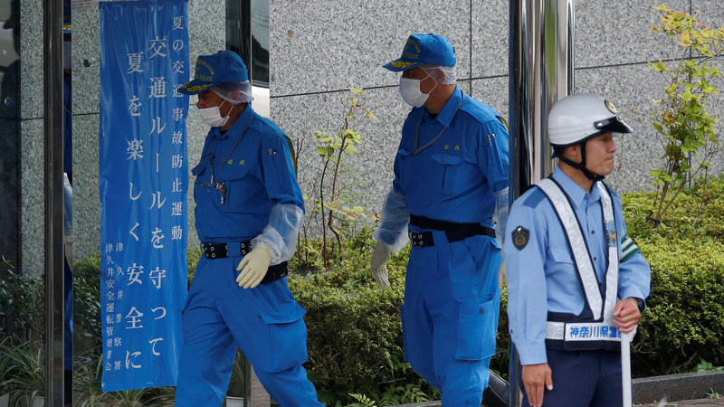 At least 19 killed in Japanese knife attack