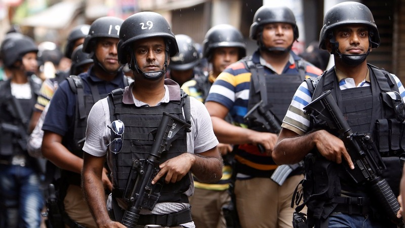 Nine militants killed in Bangladesh raid