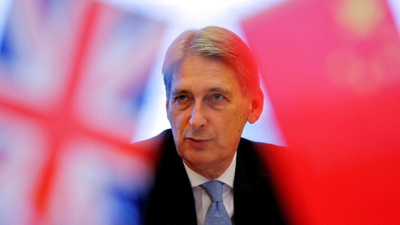 Brexit rewrites UK budget rules