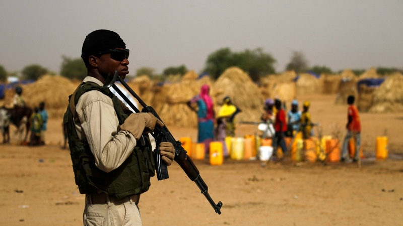 Joint army final push against Boko Haram