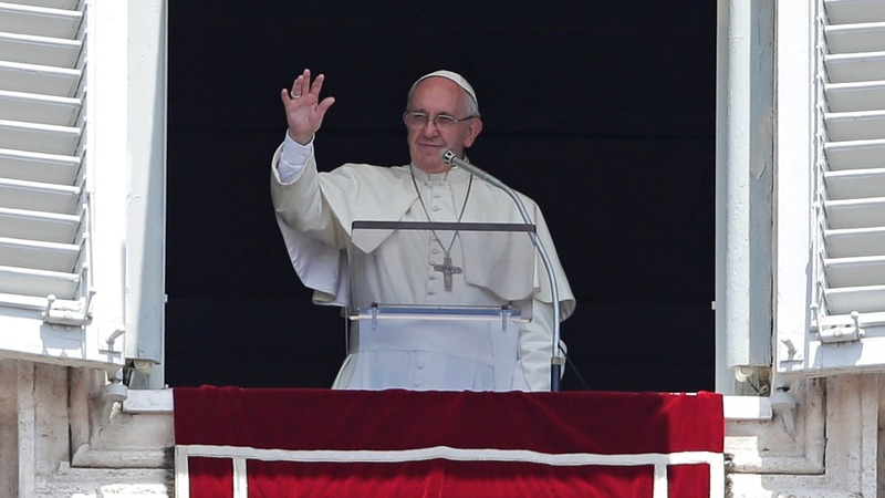 Pope Francis visits a divided Poland