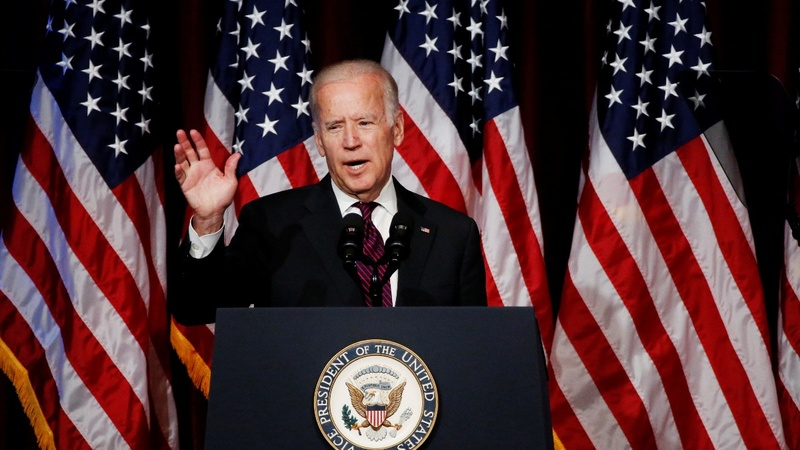 VERBATIM: Biden: No 'fracture' in the party