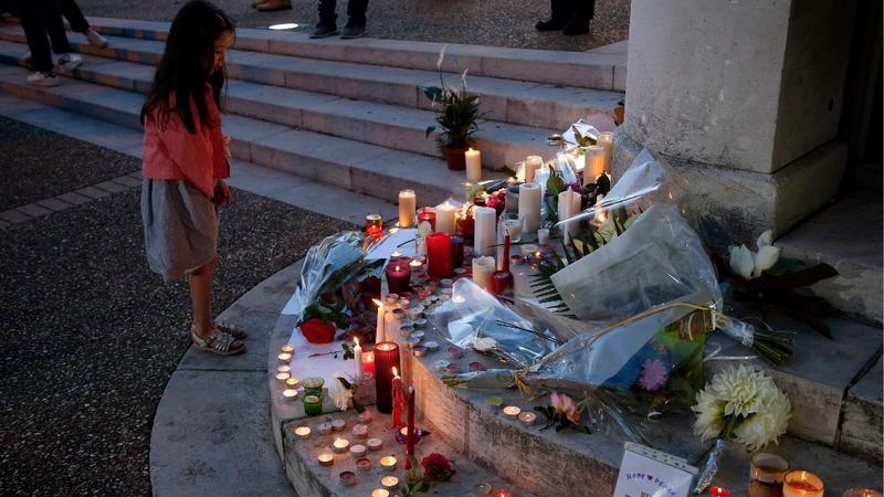 VERBATIM: Nun describes 'terrible' church attack