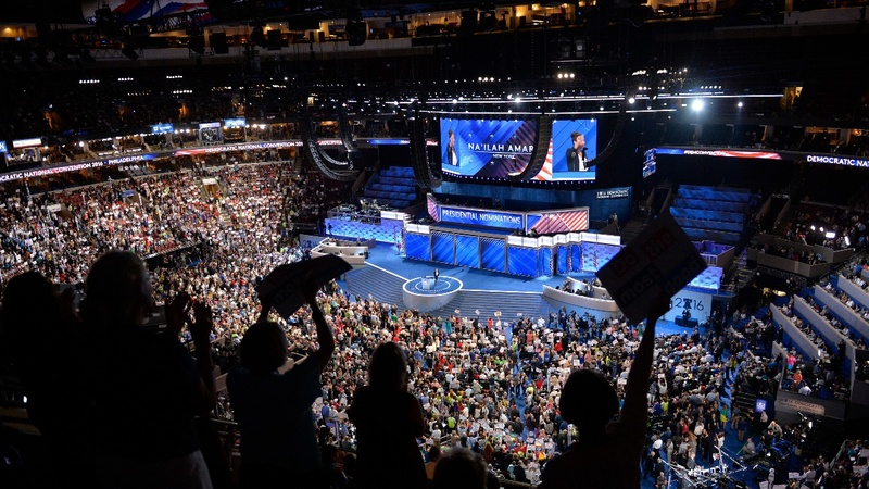 VERBATIM: Clinton gets Dem nomination