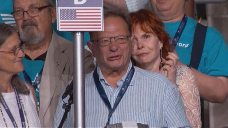 VERBATIM: Sanders' brother brings DNC to tears