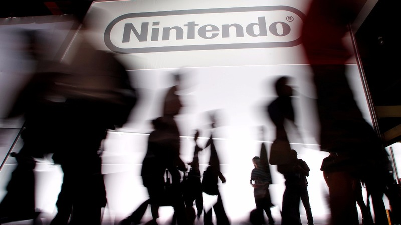 Nintendo $50 million down, but not out