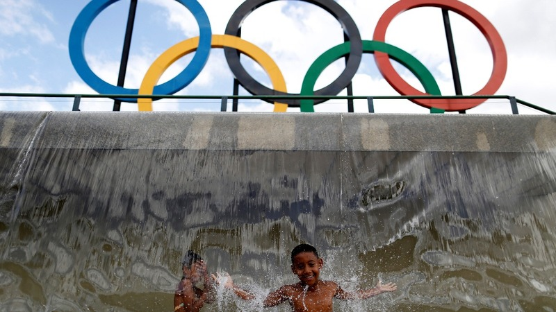 'Keep your mouth closed' at Rio olympics