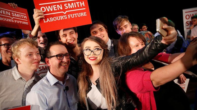 VERBATIM: Smith takes anti-Brexit stance