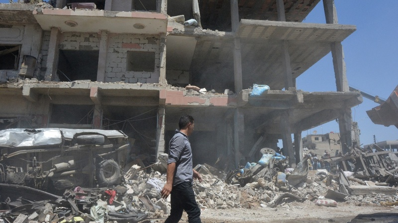 Bombings kill at least 31 in northeast Syria