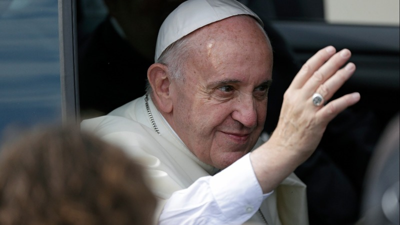 INSIGHT: Pope Francis arrives in Poland