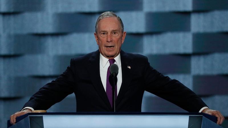 VERBATIM: Bloomberg endorses Clinton at the DNC