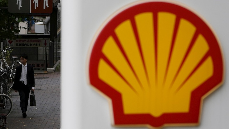 Shell reports 70 percent drop in profits
