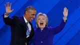 Clinton preps to fill Obama's shoes