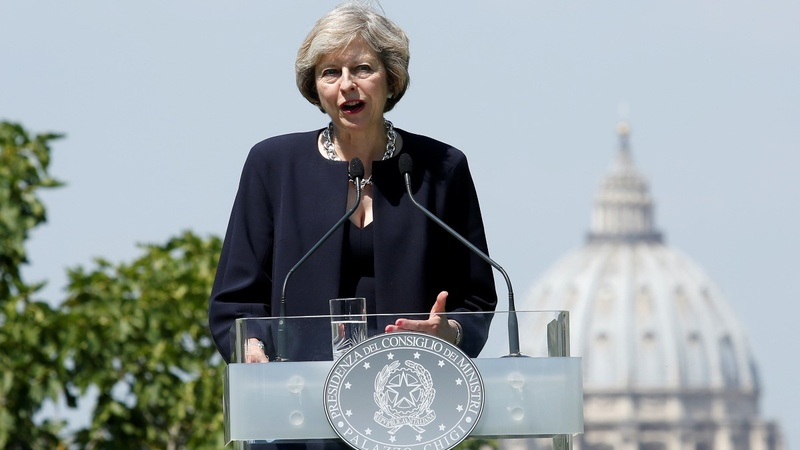 May's EU friends and potential frenemies