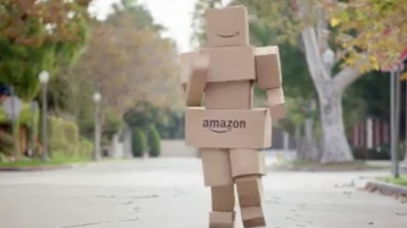 Amazon smashes earnings but clouds outlook