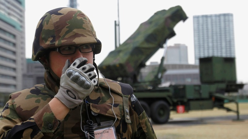 Japan to upgrade weapons for 2020 Olympics