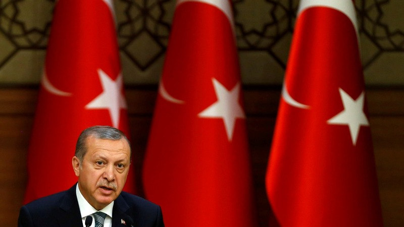 Turkey overhauls military amid U.S. concerns