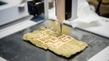Would you eat food from a 3D printer?