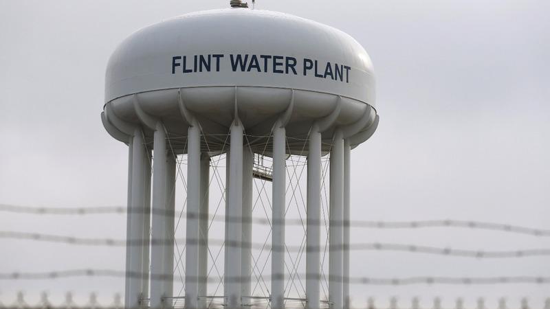 VERBATIM: Michigan AG charges 6 in Flint water scandal