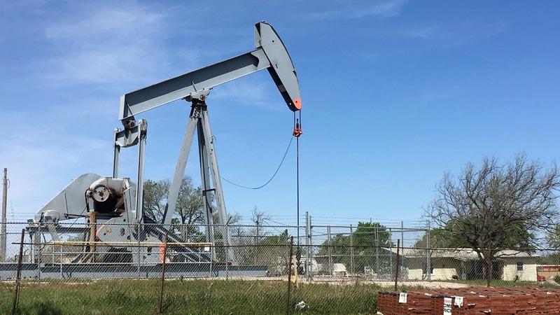 Oil prices are back in a slump