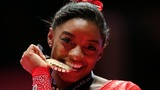 American gymnast aims for more than gold at Rio