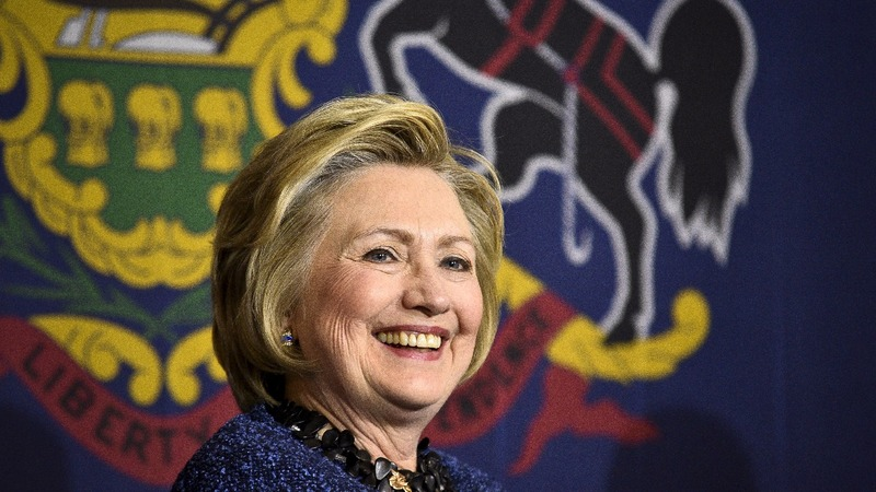 Clinton kicks off general campaign in the Rustbelt