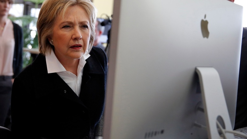 EXCLUSIVE: Clinton campaign network also hacked