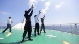 Beijing under military pressure after U.N. ruling