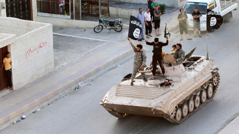 I.S. looks abroad as 'caliphate' shrinks