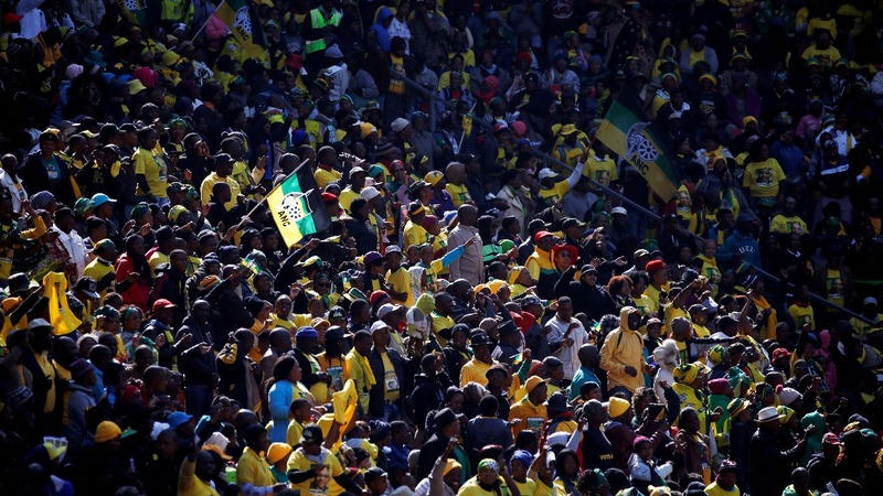 South Africa set for key local elections