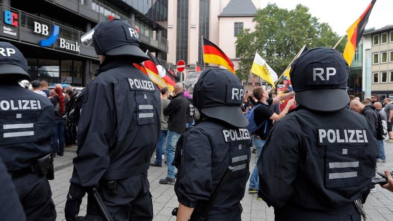 German intel eyes Turkey's Milli Gorus group
