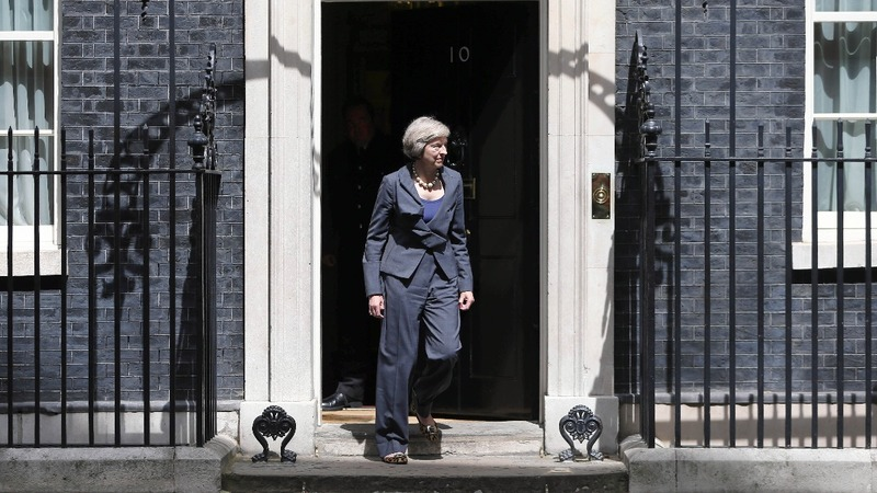 May prepares UK industry for Brexit