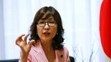 Japan's taps controvertial defense chief