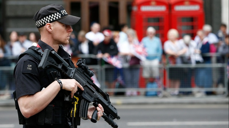 VERBATIM: Extra armed police to protect London