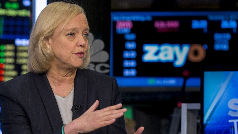 Republican CEO Whitman backs Clinton for President