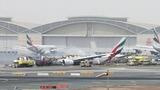 Video shows chaos on Dubai crash jet