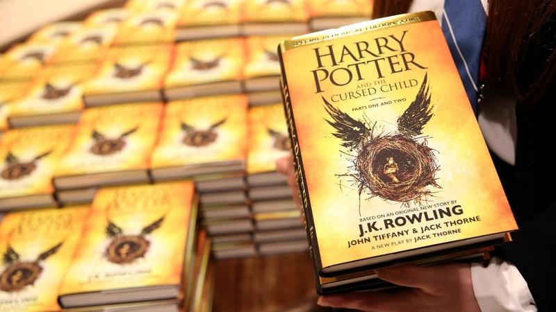'Harry Potter' casts spell on U.S. market