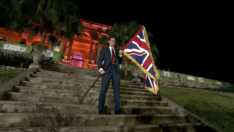 INSIGHT: Andy Murray's Rio flag-bearing fail
