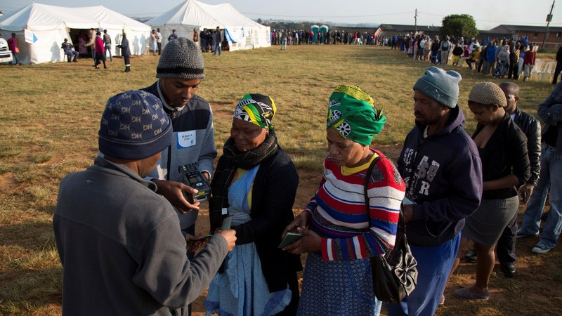 South Africans deal blow to ruling ANC