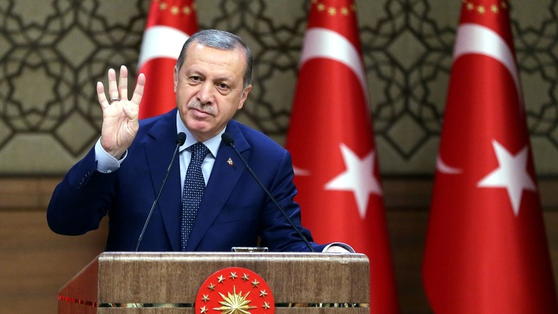 Turkey turns ire on business