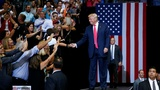 Trump repeats questionable claim about Iran video