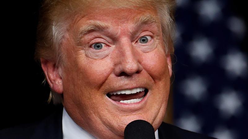 Trump admits he never saw Iran money video