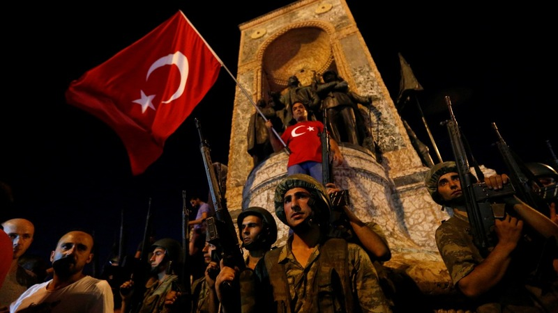 Turkish coup plotters used 'amateurish' app