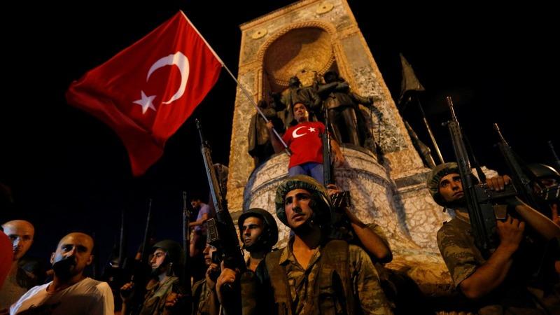 Turkish coup plotters used 'amateurish' app