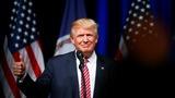 Trump unveils all-male economic team