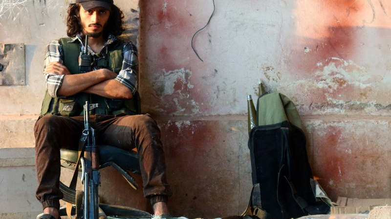 Syrian rebels storm Aleppo artillery base