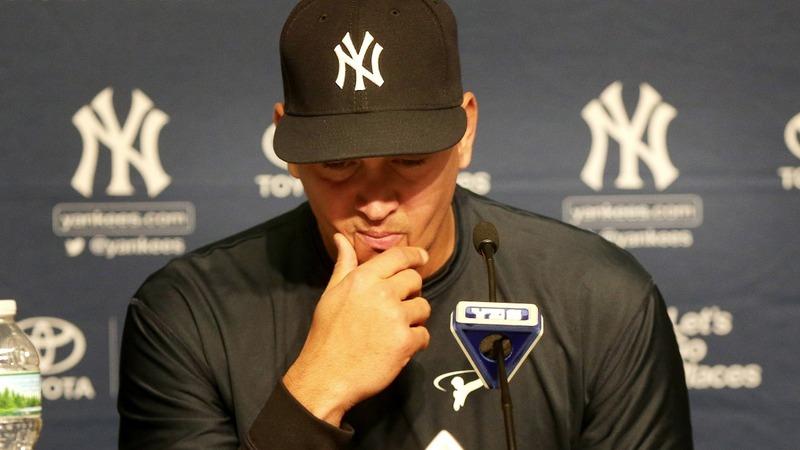 Yankees' Rodriguez announces retirement