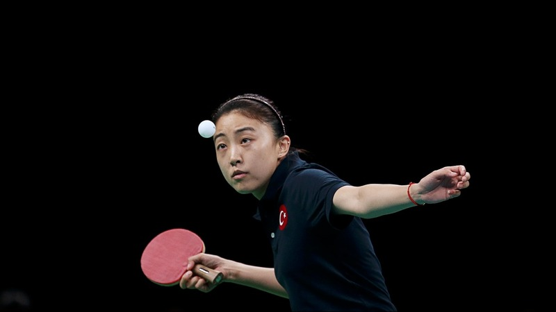 China's ping pong 'army' conquering the world