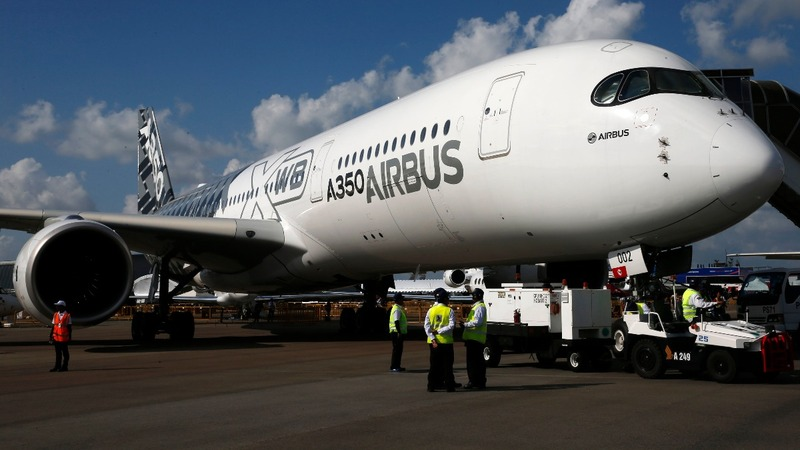 Airbus faces UK corruption probe