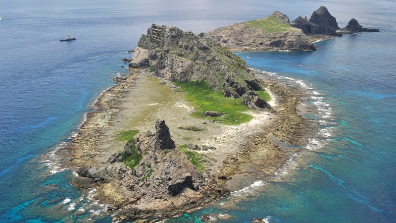 China stokes tensions in Japanese island dispute